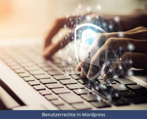Benutzerrechte in Wordpress